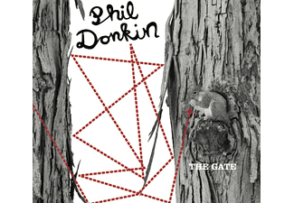 Phil Donkin - The Gate - (CD)