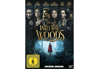 Into the Woods - (DVD)