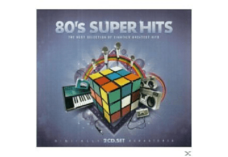VARIOUS - 80's Super Hits - (CD)