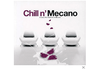 VARIOUS - Chill N'Mecano - (CD)