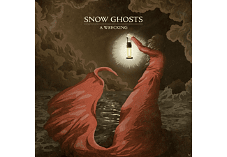 Snow Ghosts - A Wrecking - (CD)