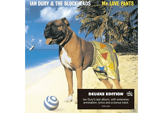 Ian Dury, Blockheads - Mr.Love Pants (Deluxe Edition) [CD]