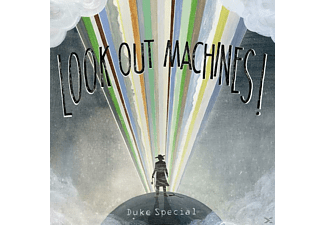 Duke Special - Look Out Machines! [CD]