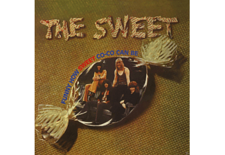 The Sweet - Funny How Sweet Co-Co Can Be (Expanded 2cd Edit.) [CD]