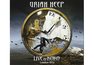 Uriah Heep - Live At Koko (Ltd.Digipak+Dvd) [CD + DVD]