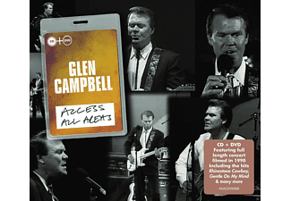 Glen Campbell - Access All Areas [CD + DVD]