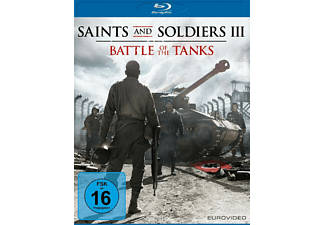 Saints and Soldiers III - Battle of the Tanks [Blu-ray]