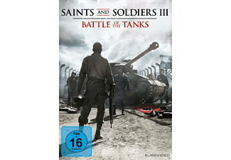 Saints and Soldiers III - Battle of the Tanks [DVD]