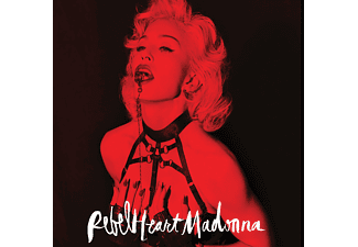 Madonna -  Rebel Heart (Super Deluxe Edition) [CD]