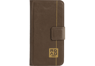GOLLA Golla ROAD SlimFolder iPhone 5/5s ANDIE taupe-yellow  Apple iPhone 5/5s  Taupe / Gelb