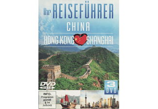 China-Hong Kong-Shanghai [DVD]