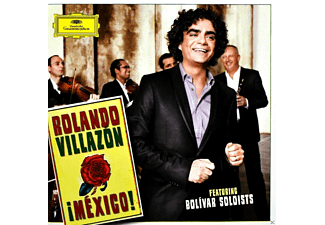 Rolando Villazon - MEXICO! - (CD)