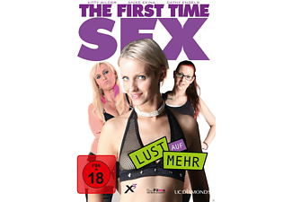 The First Time Sex - Lust auf mehr - (DVD)