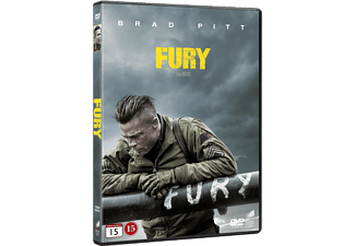 Fury Actiondrama DVD