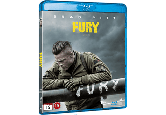Fury Actiondrama Blu-ray