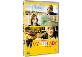 My Old Lady Dramakomedi DVD