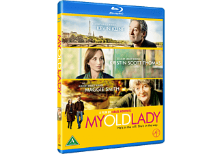 My Old Lady Dramakomedi Blu-ray