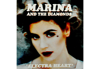 Marina And The Diamonds - Electra Heart - (CD EXTRA/Enhanced)