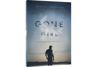 Gone Girl Thriller DVD