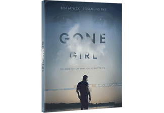Gone Girl Thriller Blu-ray