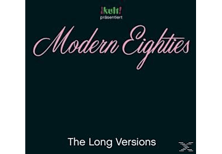 VARIOUS - Modern Eighties Long Versions - (CD)