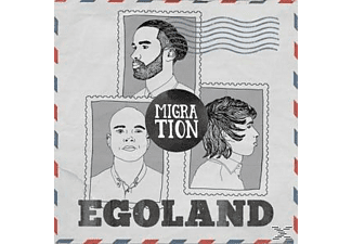 Egoland - Migration [CD]