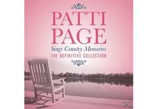 Patti Page - The Definitive Collection - (CD)