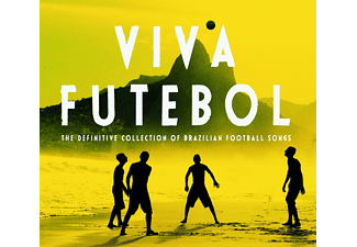 VARIOUS - Viva Futebol - Brazilian Football Songs - (CD)