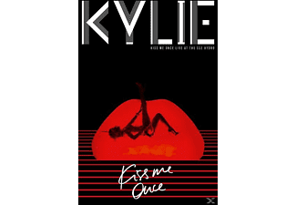 Kylie Minogue - Kiss Me Once - Live At The SSE Hydro | Blu-ray