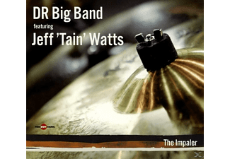 Dr Big Band - The Impaler (Feat.Jeff 'Tain' Watts) - (CD)