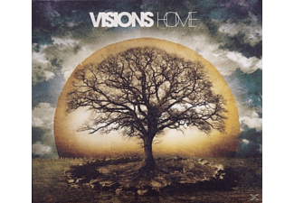 Visions - Home - (CD)