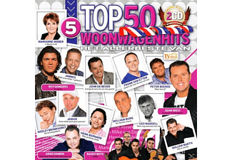 Various - Woonwagenhits Top50 Vol. 5 | CD