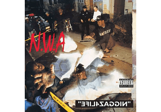 N.W.A - Efil4zaggin  (Ltd.Back To Black Edt.) - (Vinyl)