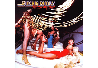Ritchie Family - I'll Do My Be [CD]