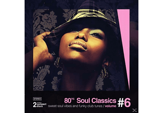 VARIOUS - 80's Soul Classics Vol.6 [CD]