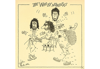 The Who - The Who By Numbers (Lp) - (Vinyl)