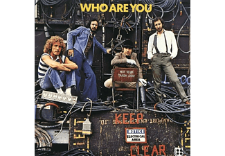 The Who - Who Are You (Lp) - (Vinyl)