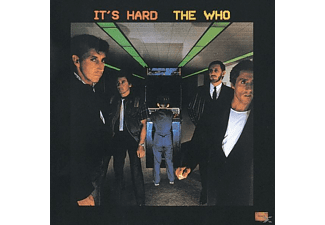 The Who - Who-It's Hard [Import] - (Vinyl)
