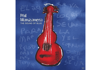 Phil Manzanera - The Sound Of Blue - (CD)