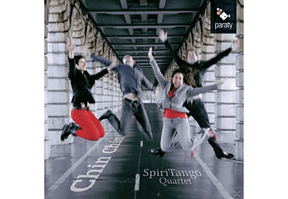 Spiritango Quartet - Chin Chin - (CD)