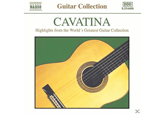 VARIOUS, Kraft/Holmquist/Vieaux/Goni/+ - Cavatina [CD]