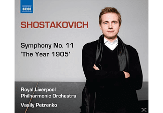 Vasily Royal Liverpool Po & Petrenko - Sinfonie 11 - (CD)