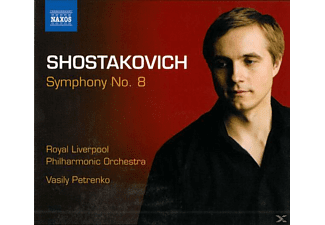 Vasily Petrenko, Royal Liverpool Philharmonic Orchestra - Sinfonie 8 - (CD)
