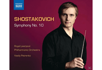 Vasily & Royal Liverpool Philharmonic Orchestra Petrenko, Petrenko/Royal Liverpool PO - Sinfonie 10 - (CD)
