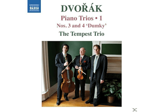 The Tempest Trio - Piano Trio 3+4 - (CD)