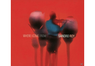Sandro Roy - Where I Come From [CD]