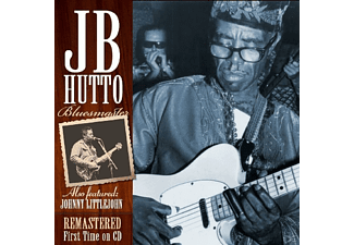 J.B. Hutto;Johnny Littlejohn - Bluesmaster - (CD)