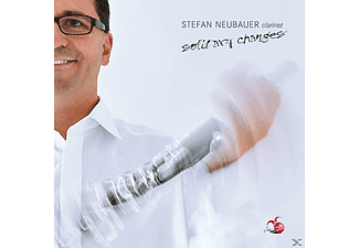 Stefan Neubauer - Solitary Changes - (CD)