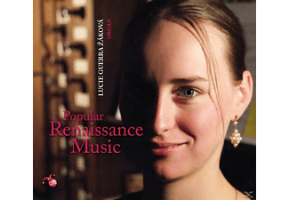 Lucie Guerra Zakova - Popular Renaissance Music - (CD)