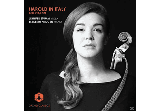 STUMM,JENNIFER/PRIDGEN,ELIZABETH - Harold in Italy - (CD)